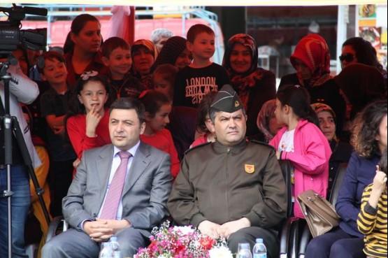 Garnizon Komutanı Per. Binbaşı Murat Özdemir