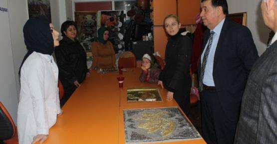 Alüminyum Kursu Havza Belediyesi Gençlik Merkezine Taşındı