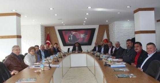 Belediye Meclis Üyeleri Görevlendirmeleri Yapıldı