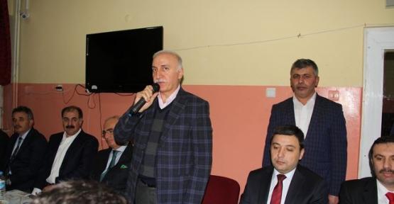 Çakıralan'da Tirit Gecesi Düzenlendi