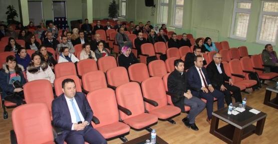 Eğitimcilere EBA eğitimi verildi