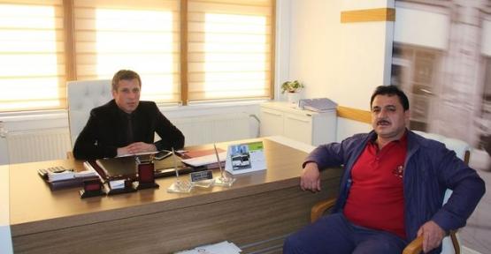 Ferhat Gültekin Havza Belediyesi  MHP Meclis Üyeliği Görevine Başladı