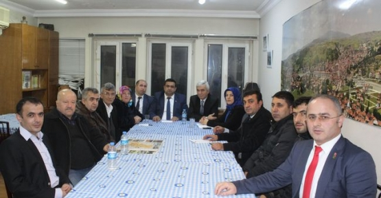 HADEF Samsun'da toplandı