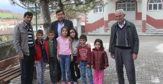 Havza Belediye Başkanı Murat İkiz'den Çocuklara Park Sözü