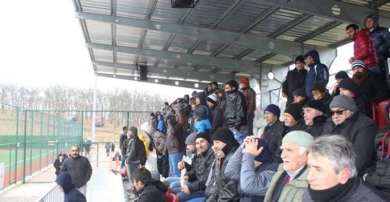 Havza Belediye Spor, Kastamonu 0-0