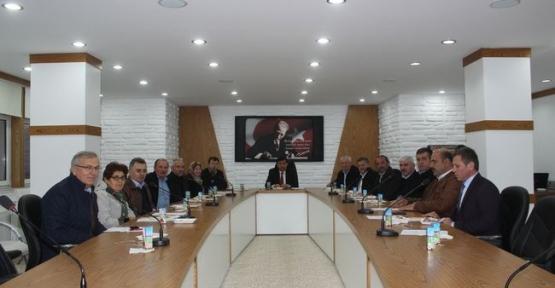 Havza Belediyesi Meclis Aralık Ayı Meclis Toplantısı Gerçekleştirildi