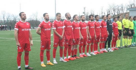 Havza Belediyespor 1 - Erbaaspor 1