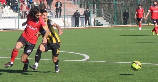 Havza Belediyespor: 2 –Termespor:0