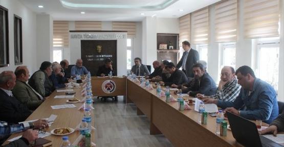 Havza TSO Üyerine 'KOBİGEL, Kobi Gelişim Destek Programı' Tanıtıldı
