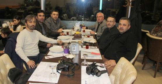 İdareciler Günü Ve Çalışan Gazeteciler Günü Birlikte Kutlandı