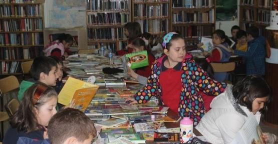 Kütüphaneler Haftası Kutlandı