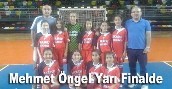 Mehmet Öngel Yarı Finalde