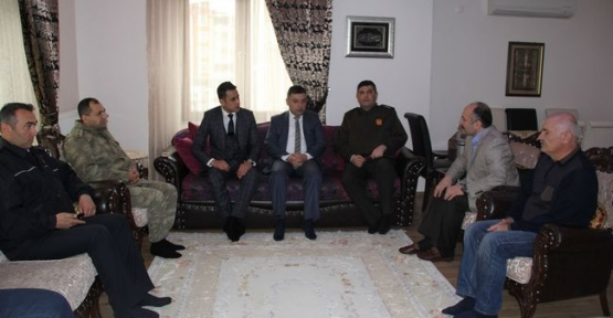 MHP Milletvekili Erhan Usta'ya Taziye Ziyaretleri
