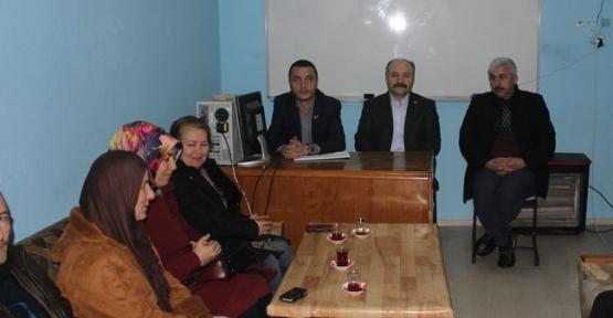 MHP Samsun Milletvekili Erhan Usta Havza'da