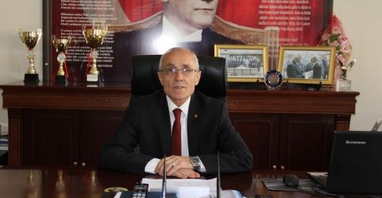 Milli Eğitim Müdürü Mehmet Aktürk Göreve Başladı