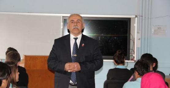Muharip Gaziler Derneği Çanakkale Semineri Verdi