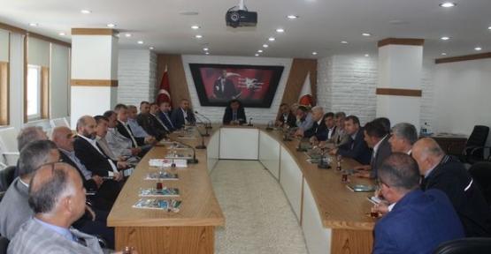 Sivil Toplum Kuruluşlarından Havza Belediye Başkanı İkiz'e ziyaret