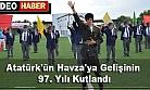 Atatürk'ün Havza'ya Gelişinin 97. Yılı Kutlandı-Video Haber
