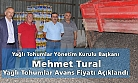 Yağlı Tohumlar Avans Fiyatı Açıklandı