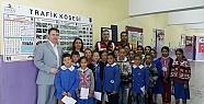 Havza Jandarma Okullara Trafik Köşesi