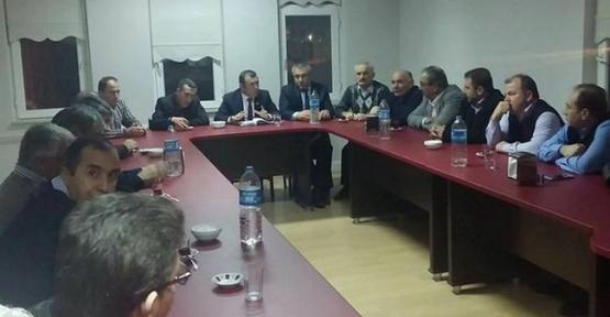 Türk Eğitim Sen Samsun 2 Nolu Şube İşyeri Temsilciliği Toplantısı Yapıldı