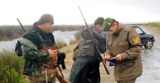 Yasak Avcılara Ceza Yağdı
