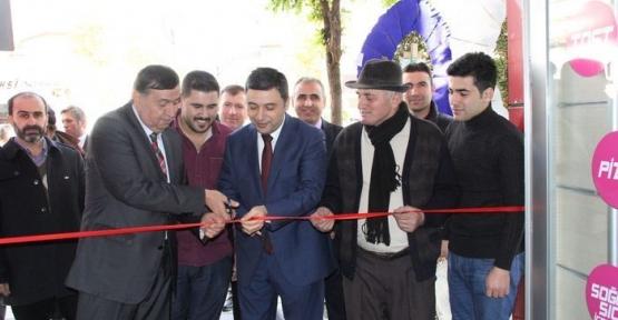 Yeni Hizmete Giren Teras Cafe İşyerinin Açılışı Yapıldı