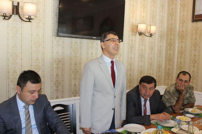 Samsun Havza Emniyet Müdürü Urgancı için veda yemeği düzenlendi