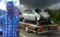 Havzalı İdris Karaca Çankır'da Kaza Geçirdi