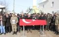 Havzalı Kıbrıs Gazisi törenle toprağa verildi