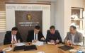 Havza OSB Yapım Sözleşmesi ve Yer Teslimi Yapıldı