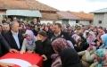 Şehit Uzman Onbaşı Muhammet Yılmaz'ı 15 Bin Kişi Uğurladı