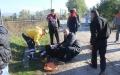Havza'da Kaza 4'ü Ağır 5 Yaralı