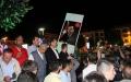 Askeri Darbeye tepki gösteren Havzalılar Meydanlara İndi