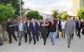 Bakan Kılıç, Havza'da Selde Zara Gören Vatandaşlar Ziyaret Etti