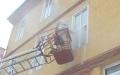 Havza'da Otel Yangını 2 Müşteri Dumandan Etkilendi