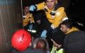 Havza Tünellerinde zincirleme trafik kazası