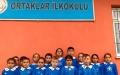 Ortaklar İlkokulu Ve Köy Sakinleri Teröre Karşı Tek Yürek